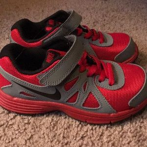 Boys Nike Brand new 12.5 C little youth shoes